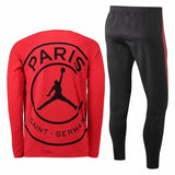 PSG | Jordan Red Training Top Type C + Pants 18/19