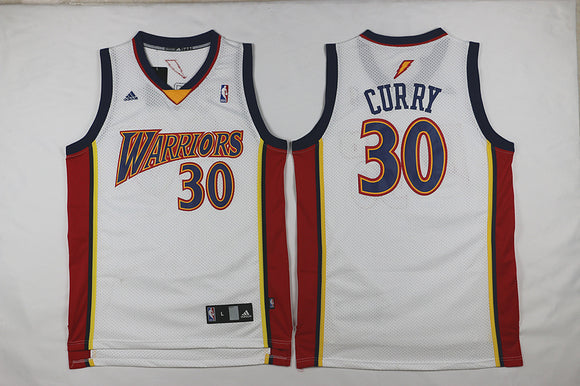 Golden State Warriors | Fans Version | White and Red