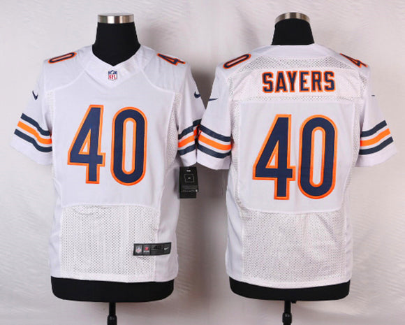 Chicago Bears | Player Version | White