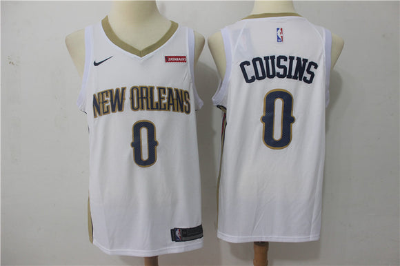 New Orleans Pelicans | Fans Version | White