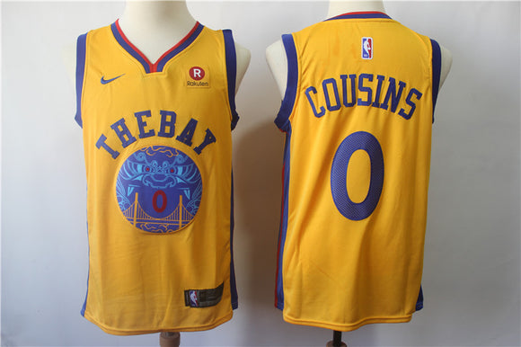 Golden State Warriors | Fans Version | Yellow (1)