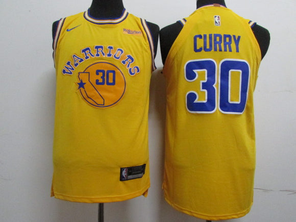Golden State Warriors | Player Version | Yellow (1)