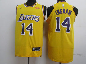 Los Angeles Lakers | Players Version | Special | Yellow
