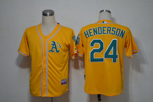Oakland Athletics | Orange