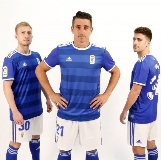 Real Oviedo | Home Kit 18/19