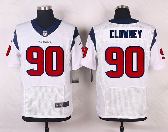 Houston Texans | Player Version | White