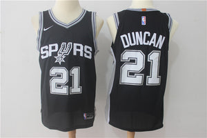 San Antonio Spurs | Player Version | Black