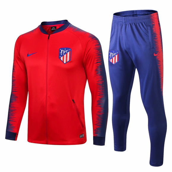 Atletico Madrid  | Red Training Tracksuit 18/19