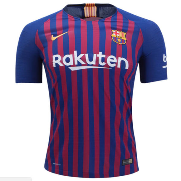 Barcelona | Player Version | Home Kit 18/19