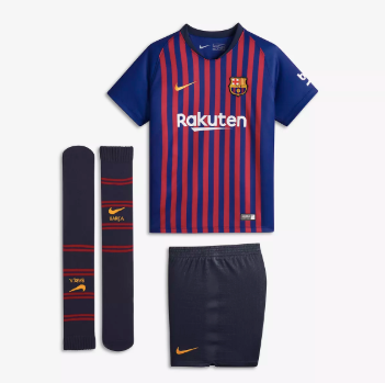 Barcelona | Kids | Home Kit 18/19