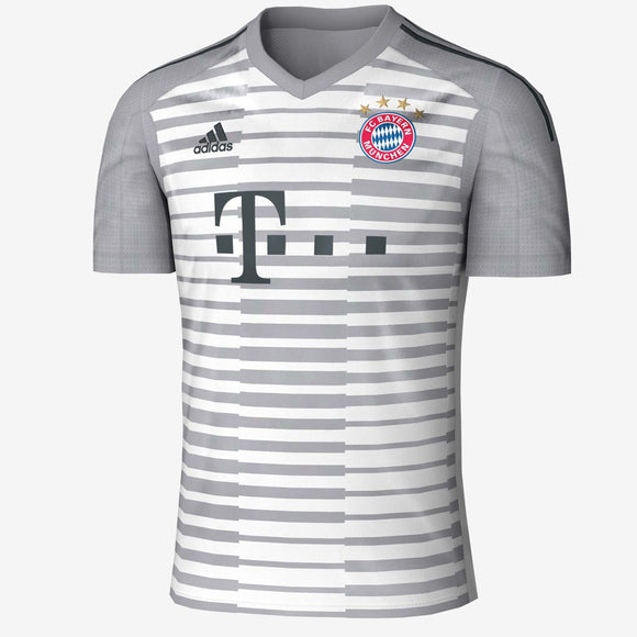 Bayern | Home GK Kit 18/19