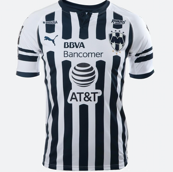 C.F. Monterrey | Home Kit 18/19