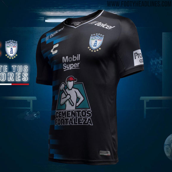 C.F. Pachuca | Away Kit 18/19