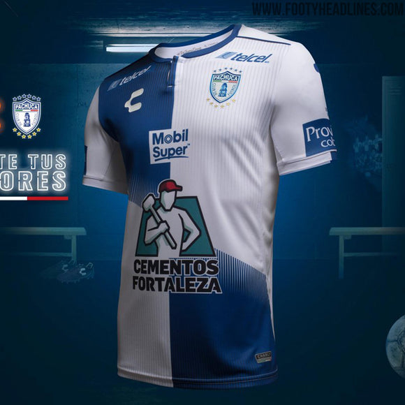 C.F. Pachuca | Home Kit 18/19