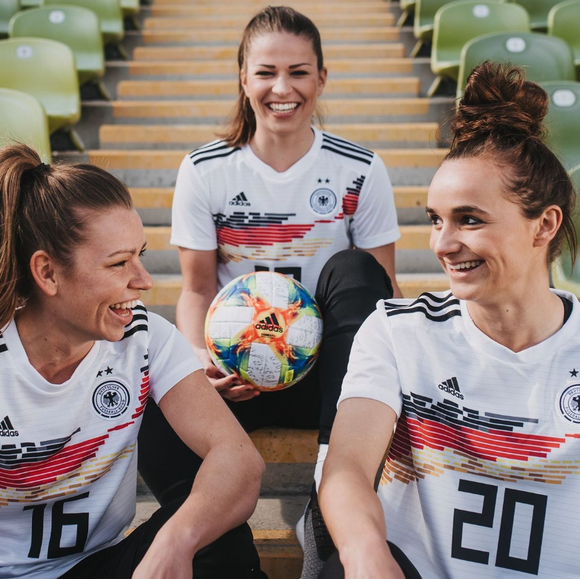 Germany | Women | Home Kit 19/20