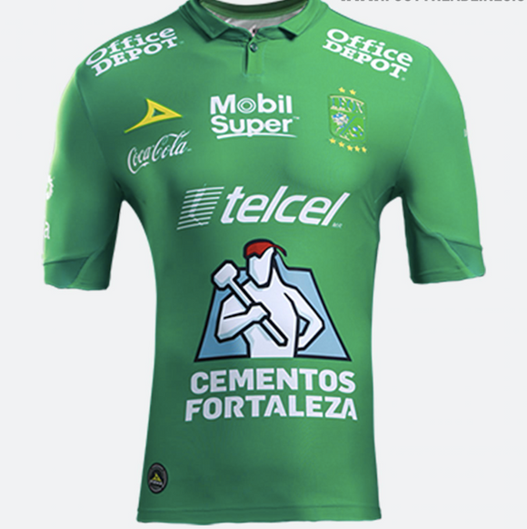 Club Leon | Home Kit 18/19