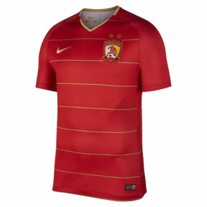Guangzhou Evergrande | Home Kit 18/19