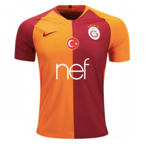 Galatasaray S.K.  | Home Kit 18/19
