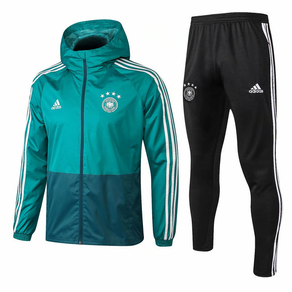 Germany | Windbreaker Jacket + Pants Training Suit 18/19