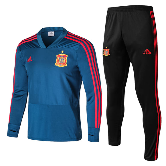 Spain | Training Top + Pants 18/19