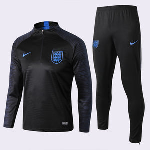 England | Black Type B | Training Top + Pants 18/19