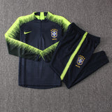 Brazil | Blue Type B | Training Top + Pants 18/19