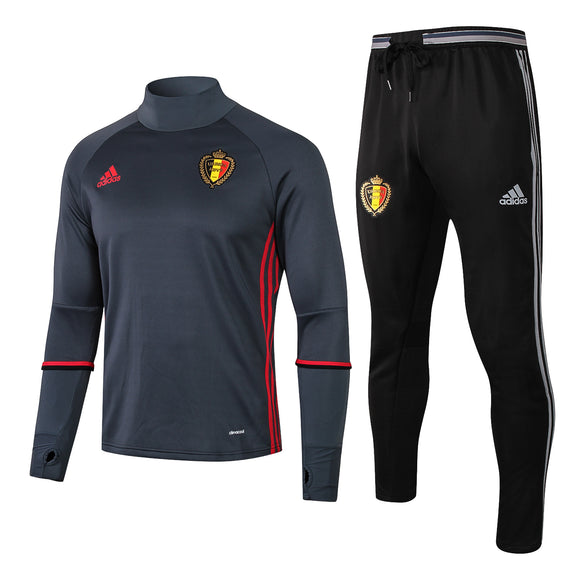 Belgium | Grey | Training Top + Pants 17/18