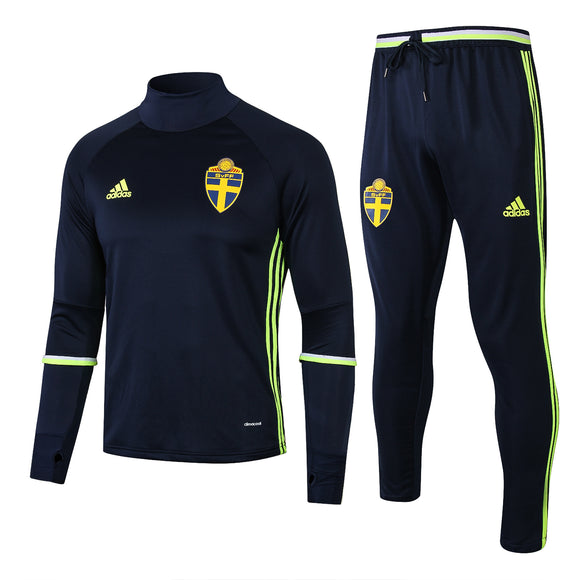 Sweden | Blue | Training Top + Pants 18/19