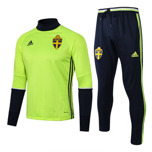 Sweden | Yellow | Training Top + Pants 18/19