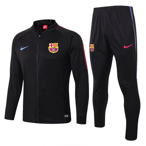 Barcelona | Black | Training Tracksuit 17/18