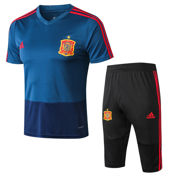 Spain | Short Training Suit 18/19