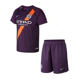 Man City | Kids | Third Kit 18/19