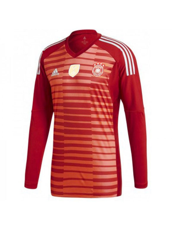 Germany | World Cup Red GK Kit 17/18 | Long Sleeves