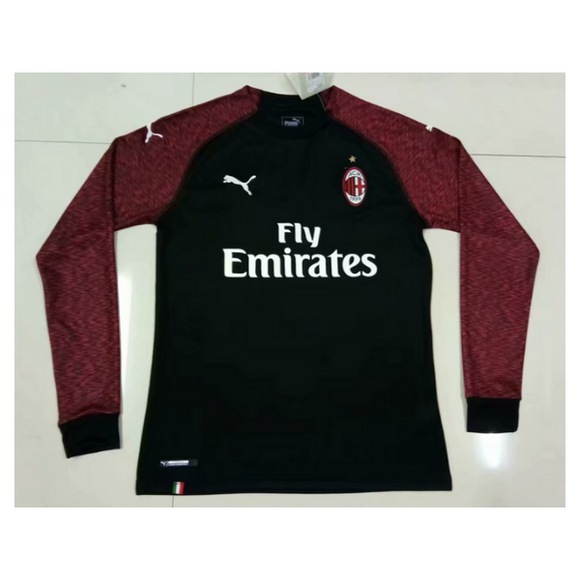 AC Milan | Third Kit 18/19 | Long Sleeves
