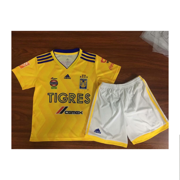 Tigres UANL | Kids | Home Kit 18/19