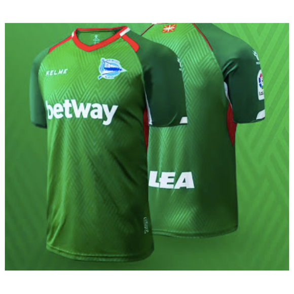 Deportivo Alavés | Away Kit 18/19
