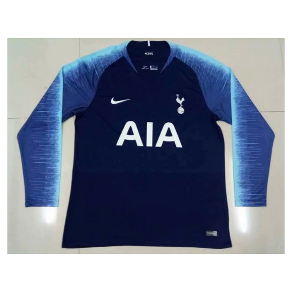 Spurs | Tottenham Hotspur | Away Kit 18/19 | Long Sleeves