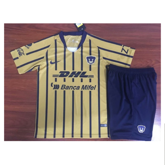 Club Universidad Nacional | Pumas UNAM  | Kids | Away Kit 18/19