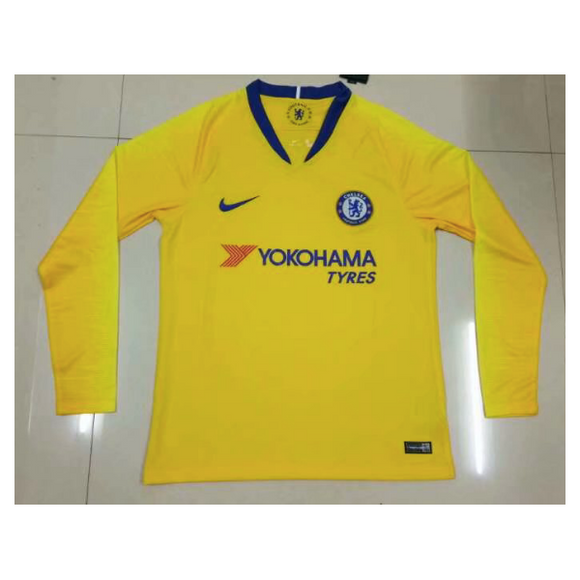 Chelsea | Away Kit 18/19 | Long Sleeves