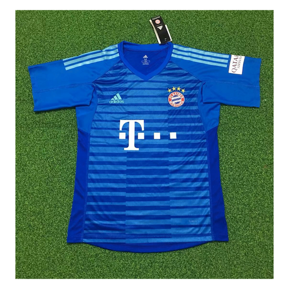 Bayern | Away GK Kit 18/19