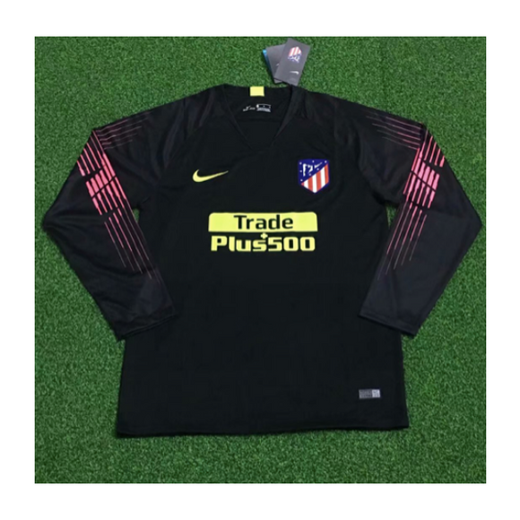 Atletico Madrid  | GK Kit 18/19 | Long Sleeves