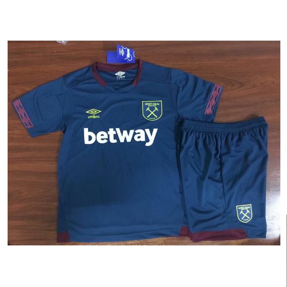 West Ham | Kids | Home Kit 18/19