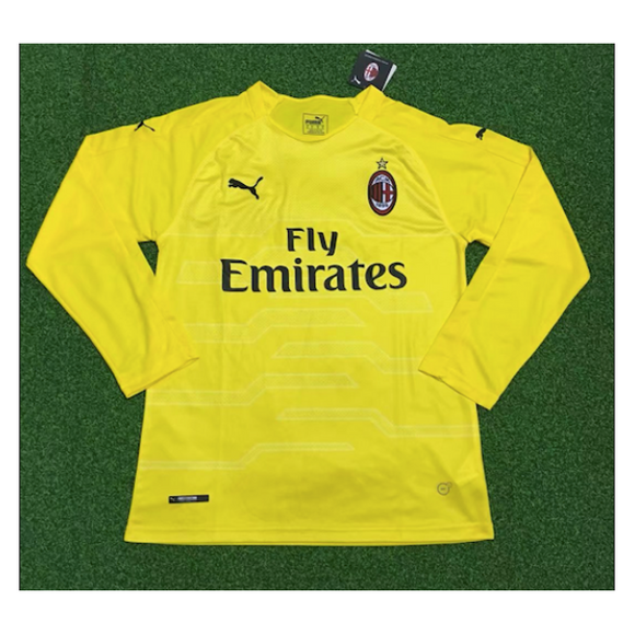 AC Milan | GK Kit 18/19 | Long Sleeves