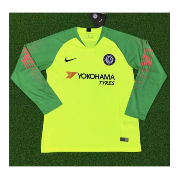 Chelsea | GK Kit 18/19 | Long Sleeves
