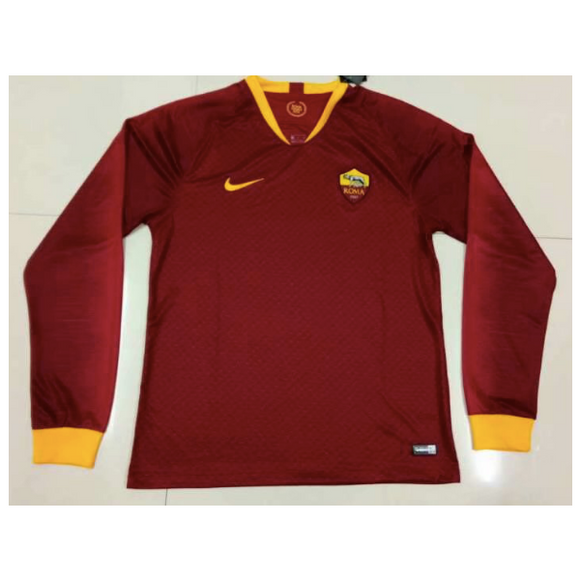 AS Roma | Home Kit 18/19 | Long Sleeves