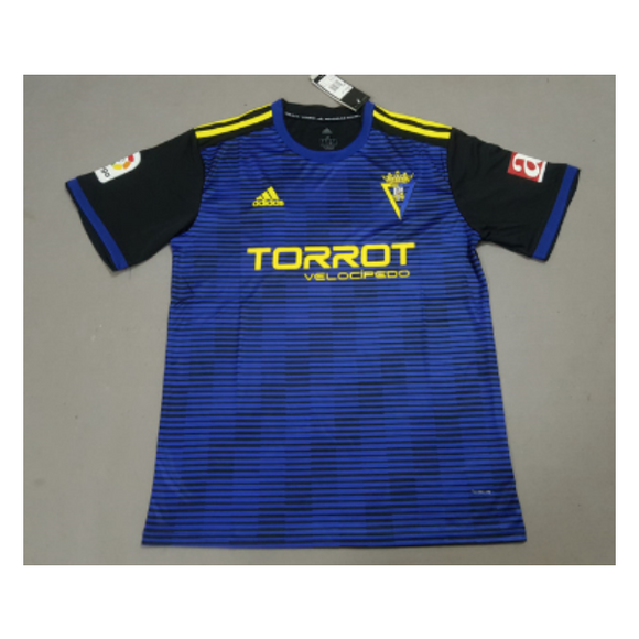 Cádiz CF | Away Kit 18/19