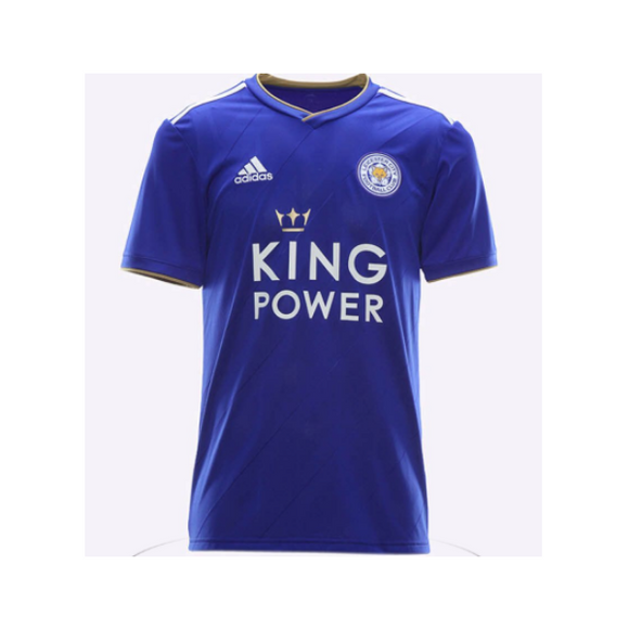 Leicester City | Home Kit 18/19