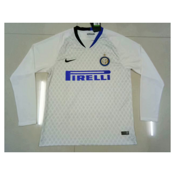 Inter Milan | Away Kit 18/19 | Long Sleeves
