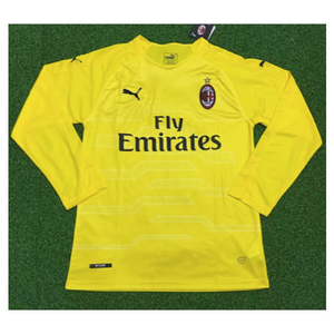France | World Cup Yellow GK Kit 17/18 | Long Sleeves