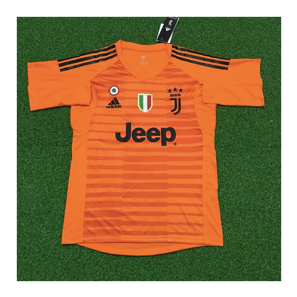 Juventus | Orange GK Kit 18/19